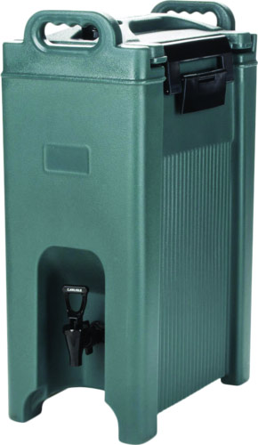xt5000 carlisle 5 gal beverage dispenser slate blue